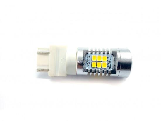 LED автолампа 4G21 STELLAR цоколь P27/7W/3157 белый (1 шт.)