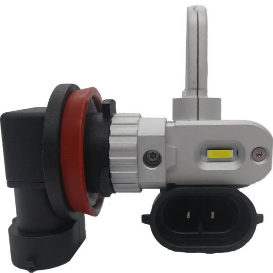 LED автолампа D60 STELLAR цоколь H11/H8 белый (1 шт.)