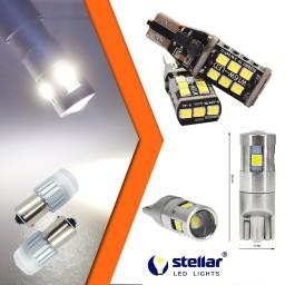 LED автолампы в габариты/стопы/повороты