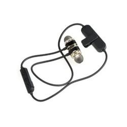 Спортивные беспроводные наушники Budi Bluetooth с двойной оплеткой (M8J011)