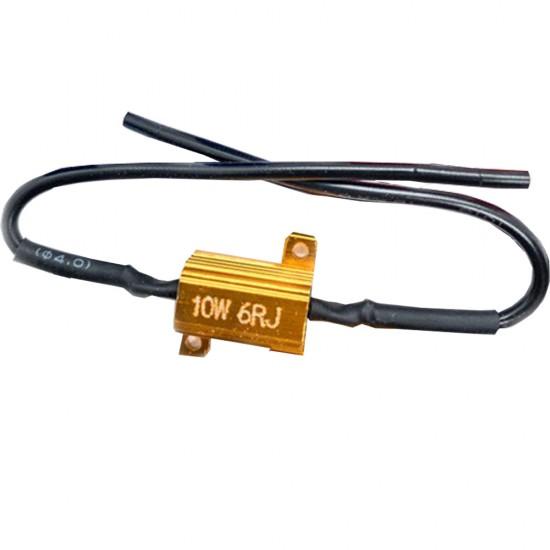 "Нагрузочный резистор STELLAR 10W 6 Ом ""обманка"" CAN BUS (1 шт.)"