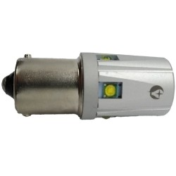 LED автолампа S30 STELLAR цоколь P21w/1156 CAN BUS(180 градусов) белый (1 шт.)