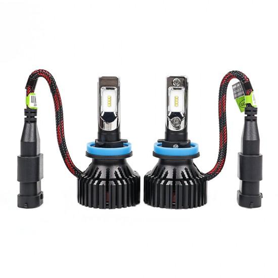 LED автолампа в головной свет T8 STELLAR цоколь HB3 (9005) (компл. 2 шт.)