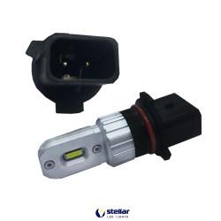 LED автолампа D60 STELLAR цоколь PSX26W белый (1 шт.)