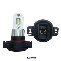 LED автолампа D60 STELLAR цоколь H16 (5202) белый (1 шт.)