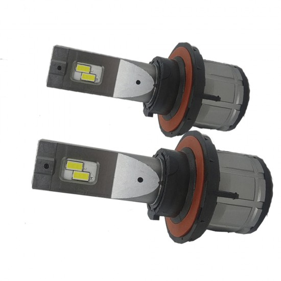 LED автолампа в головной свет S55 PRO STELLAR CanBus цоколь H13 (комплект 2шт.)