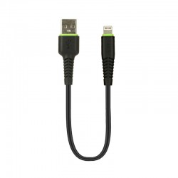 Кабель Budi USB-Lightning кабель 0.2m (M8J150L20)