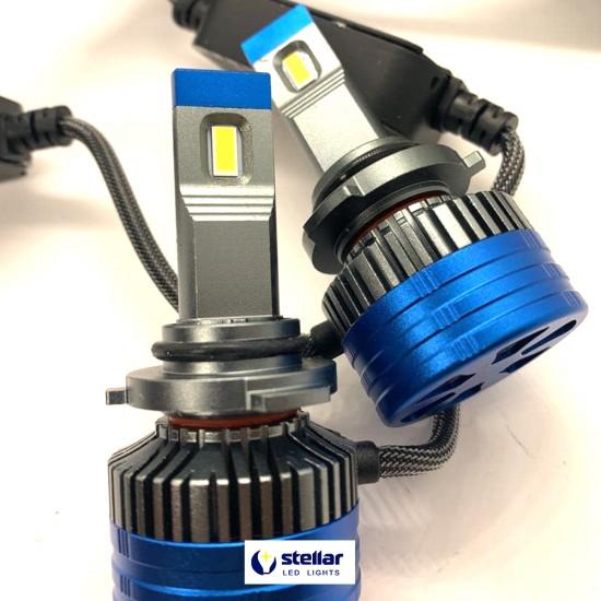 LED автолампа в головной свет S50 STELLAR CAN BUS цоколь НB4 (9006) (компл. 2 шт.)