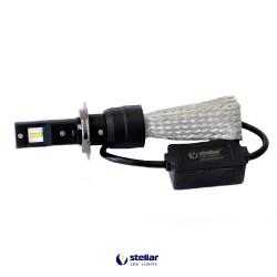 LED автолампа в головной свет F7 STELLAR цоколь HB3 (9005) (компл. 2 шт.)