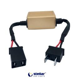"LED ""обманки"" STELLAR C16 цоколь H7 CAN BUS (1 шт.)"