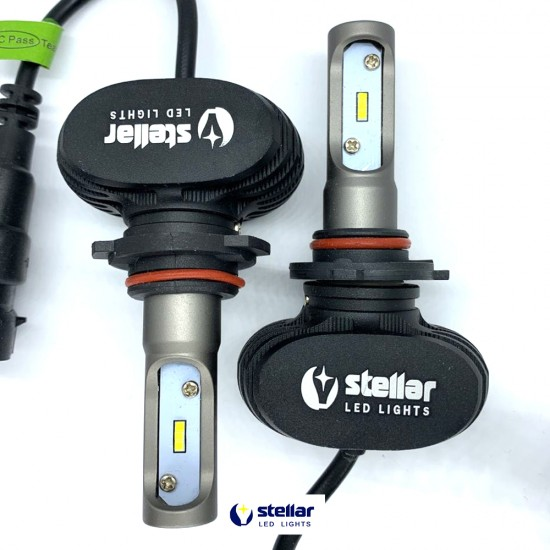 LED автолампа в головной свет S2 STELLAR цоколь HB3 (9005) (компл. 2 шт.)