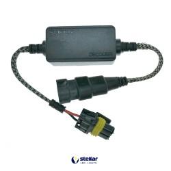 "LED ""обманки"" STELLAR R-A цоколь HB3 (9005) CAN BUS (1 шт.)"