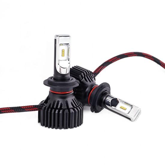 LED автолампа в головной свет T8 STELLAR цоколь H7 (компл. 2 шт.)