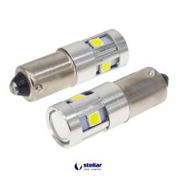 LED автолампа K7 STELLAR цоколь T4W/BA9S CAN BUS белый (1 шт.)