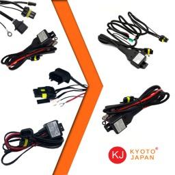 Xenon / Bi-xenon - проводка