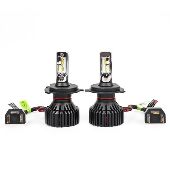 LED автолампа в головной свет T8 STELLAR цоколь H4 (компл. 2 шт.)