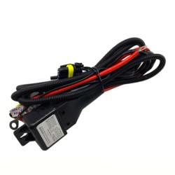Проводка, переходник Би-ксенон цоколь H4 KYOTO 12V 35W/55W (1 шт.)