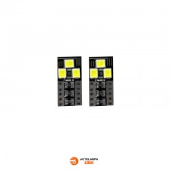 LED автолампа С4 ceramic цоколь T10/W5W Белый (1 шт.)