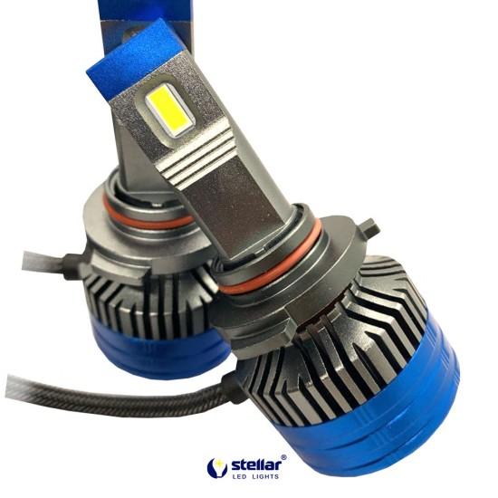 LED автолампа в головной свет S50 STELLAR CAN BUS цоколь НB3 (9005) (компл. 2 шт.)