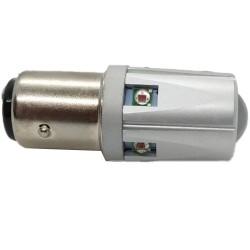 LED автолампа S30 STELLAR цоколь P21W/5W/1157 CAN BUS красный (1 шт.)