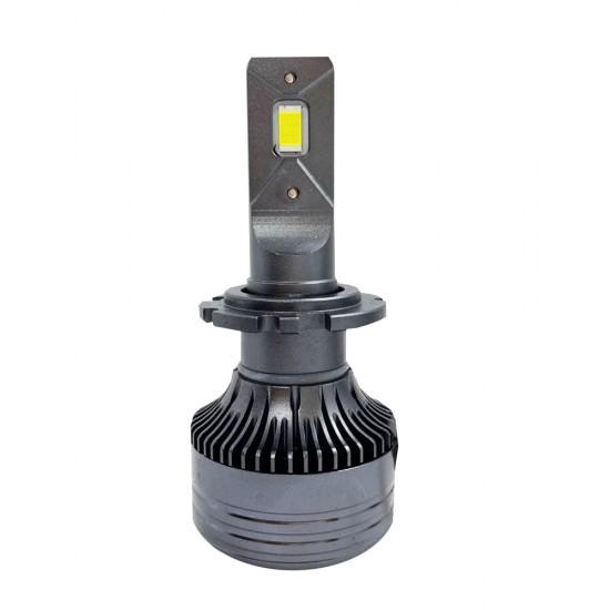 LED автолампа S55 STELLAR D1S/D2S светодиодная с обманкой CAN BUS (комплект 2 шт.)