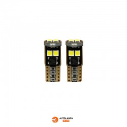 LED автолампа С5 ceramic цоколь T10/W5W Белый (1 шт.)