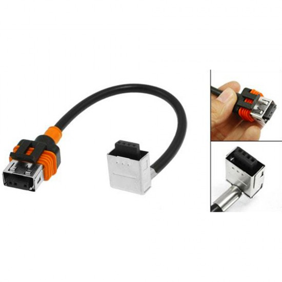 Переходник, кабель для ксеноновых ламп XENON D1S (1 шт.)