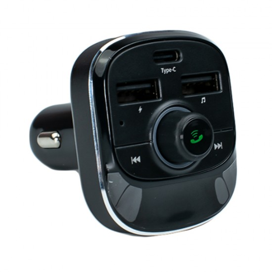 FM-трансмиттер Budi (T19) Bluetooth 15W / 3A