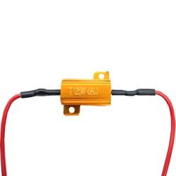 "Нагрузочный резистор STELLAR 25W 6 Ом ""обманка"" CAN BUS (1 шт.)"