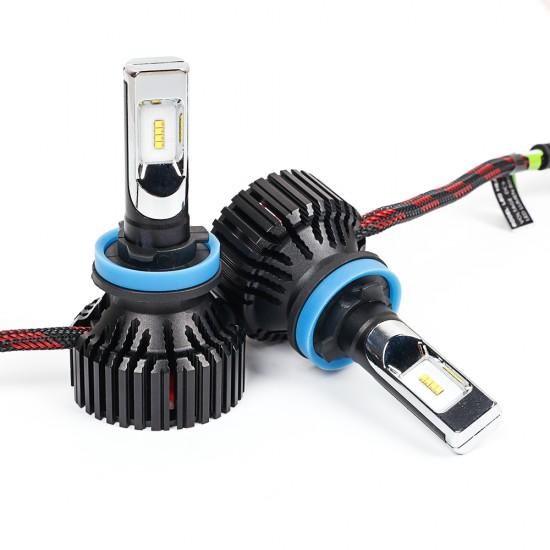 LED автолампа в головной свет T8 STELLAR цоколь H11 (компл. 2 шт.)