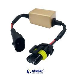 "LED ""обманки"" STELLAR C16 цоколь HВ3(9005); HB4 (9006); HIR2(9012) CAN BUS (1 шт.)"