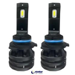 LED автолампа в головной свет T9 STELLAR цоколь HB4 (9006) (компл. 2 шт.)