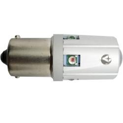LED автолампа S30 STELLAR цоколь P21w/1156 CAN BUS(180 градусов) красный (1 шт.)