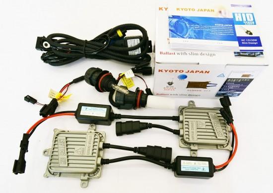 Би-ксенон комплект KYOTO цоколь HB1-9005/HB5-9007 6000K 35W
