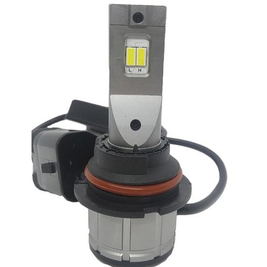 LED автолампа в головной свет S55 PRO STELLAR CanBus цоколь HB5 (комплект 2шт.)