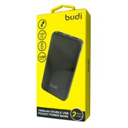 Budi Power Bank (M8J095) PD 10000 mAh + USB Quick Charge 3.0 + беспроводная зарядка