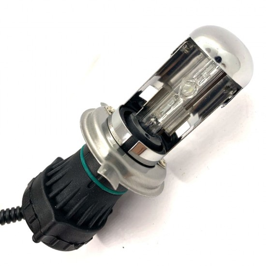 Би-ксенон лампа цоколь H3 KYOTO 5000K 55W (1 шт.)