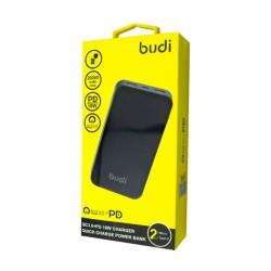 Budi Power Bank (M8J083) PD 20000 mAh/18W + 2 USB с технологией Quick Charge 3.0