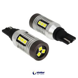 LED автолампа WG15 STELLAR цоколь T15/W16W CAN BUS белый (1 шт.)