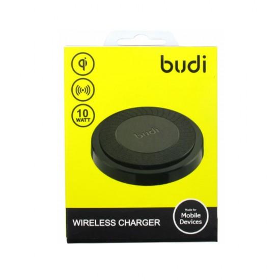 Беспроводное зарядное устройство Budi (G3A3000)10W, 5V/2A, 9V-1.8A