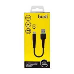 Кабель Budi  USB-MicroUSB TPE 0.2m (M8J150M20)