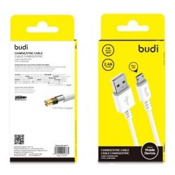 Кабель Budi USB-MicroUSB (M8J011M)