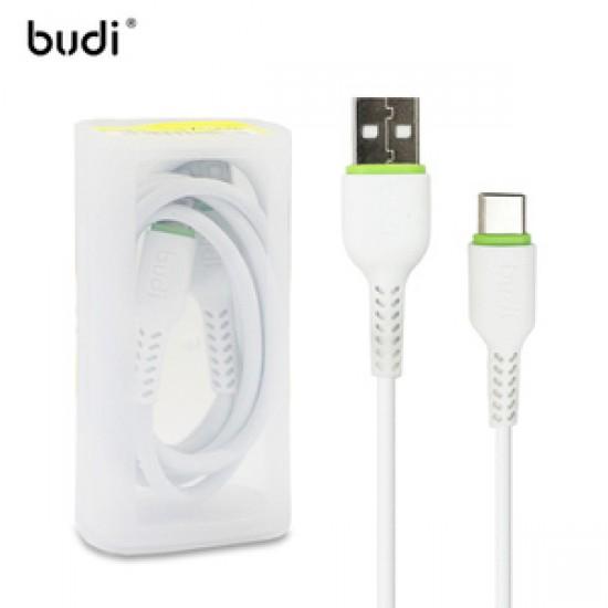 Кабель Budi USB-TypeC (M8J158T)