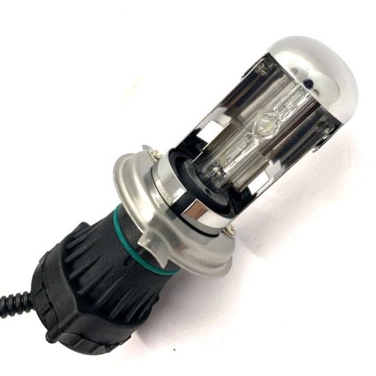 Би-ксенон лампа цоколь H3 KYOTO 6000K 55W (1 шт.)